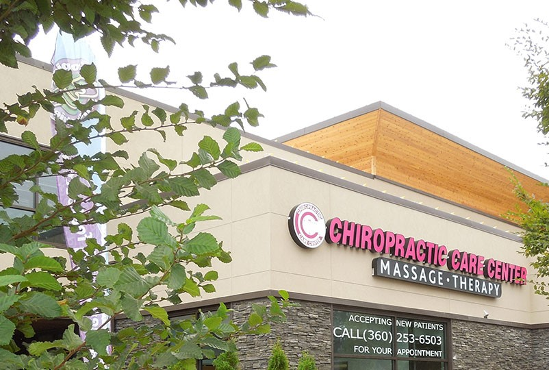 Our Chiropractic office is located in Clark County – Camas, Washington